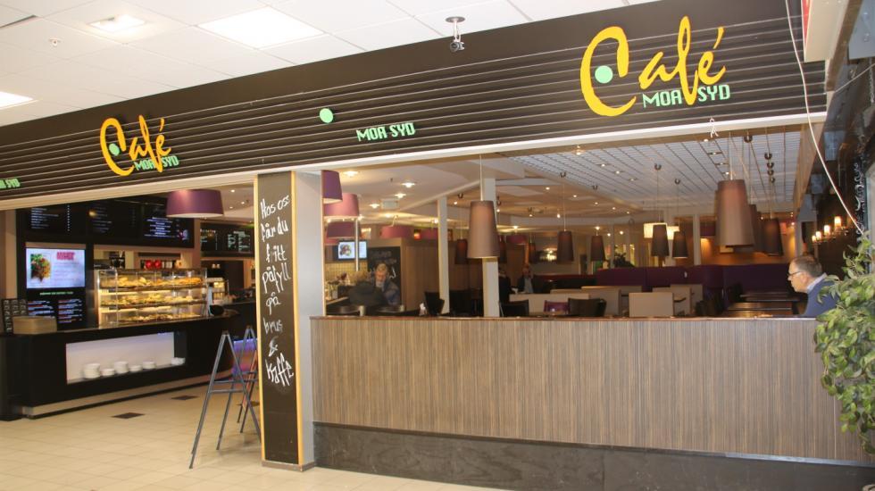 Cafe Moa Syd Scanemo Interiør AS